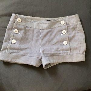 Aritzia Nautical Shorts